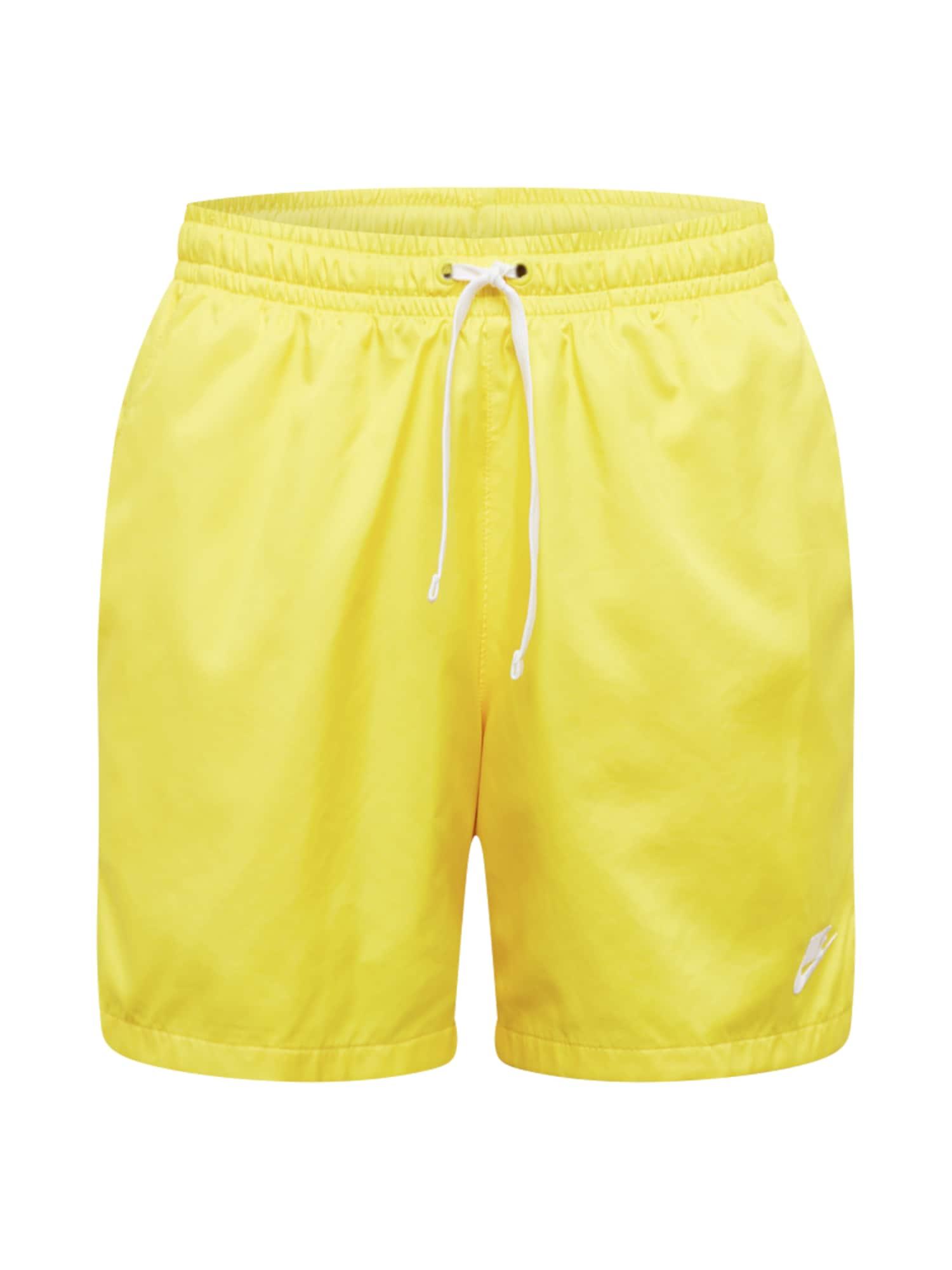 Nike Sportswear Maudymosi trumpikės geltona
