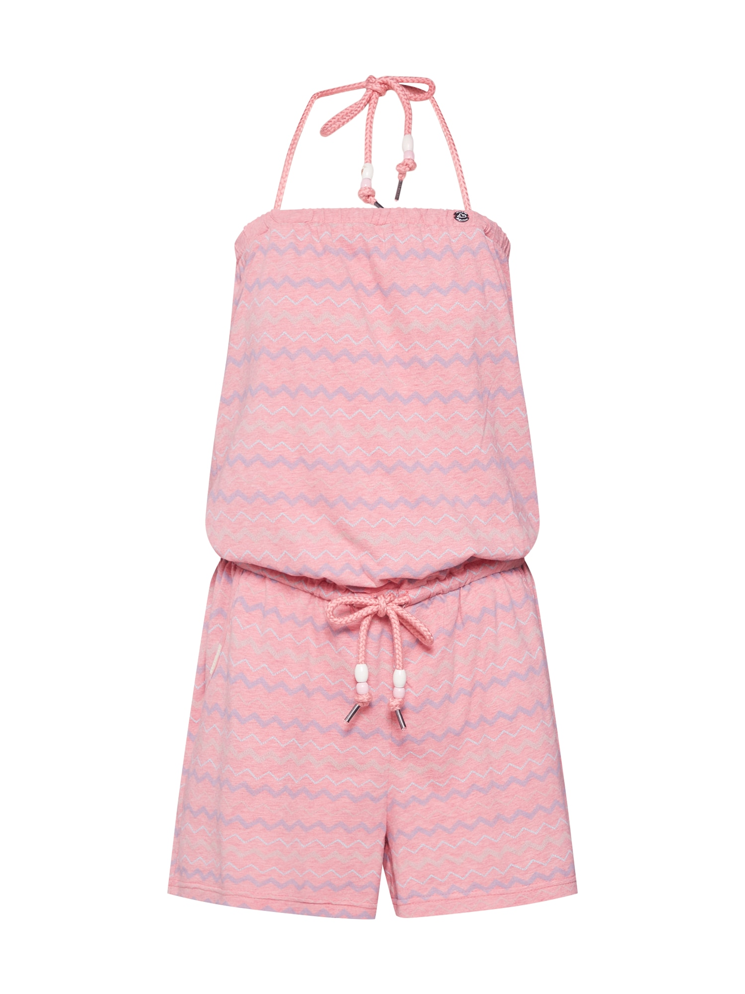 Ragwear Salopeta 'Lamba'  culori mixte / roz