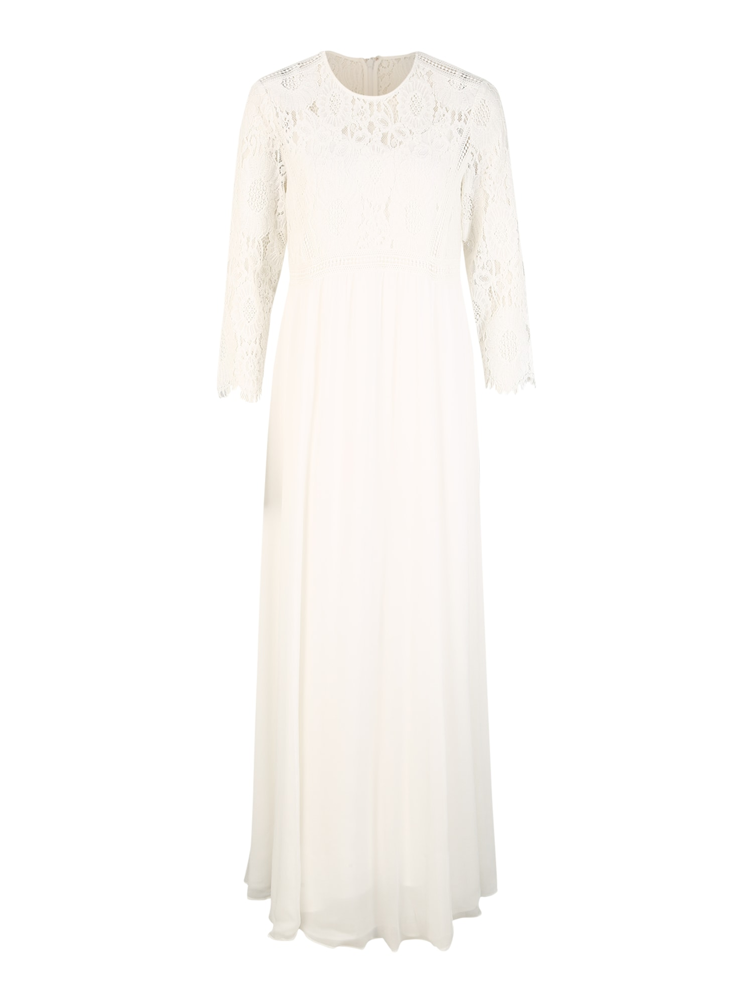 IVY & OAK MATERNITY Vakarinė suknelė balta