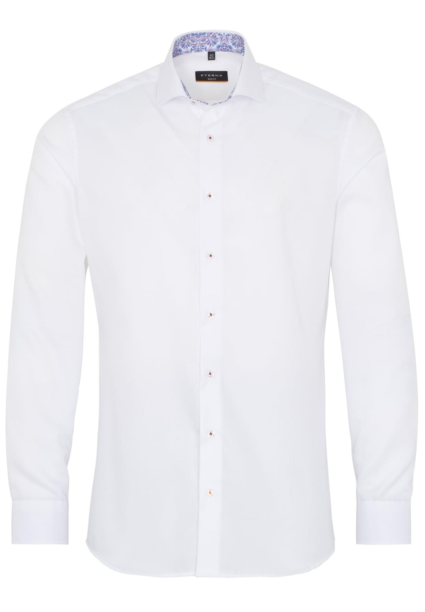 ETERNA Marškiniai balkšva