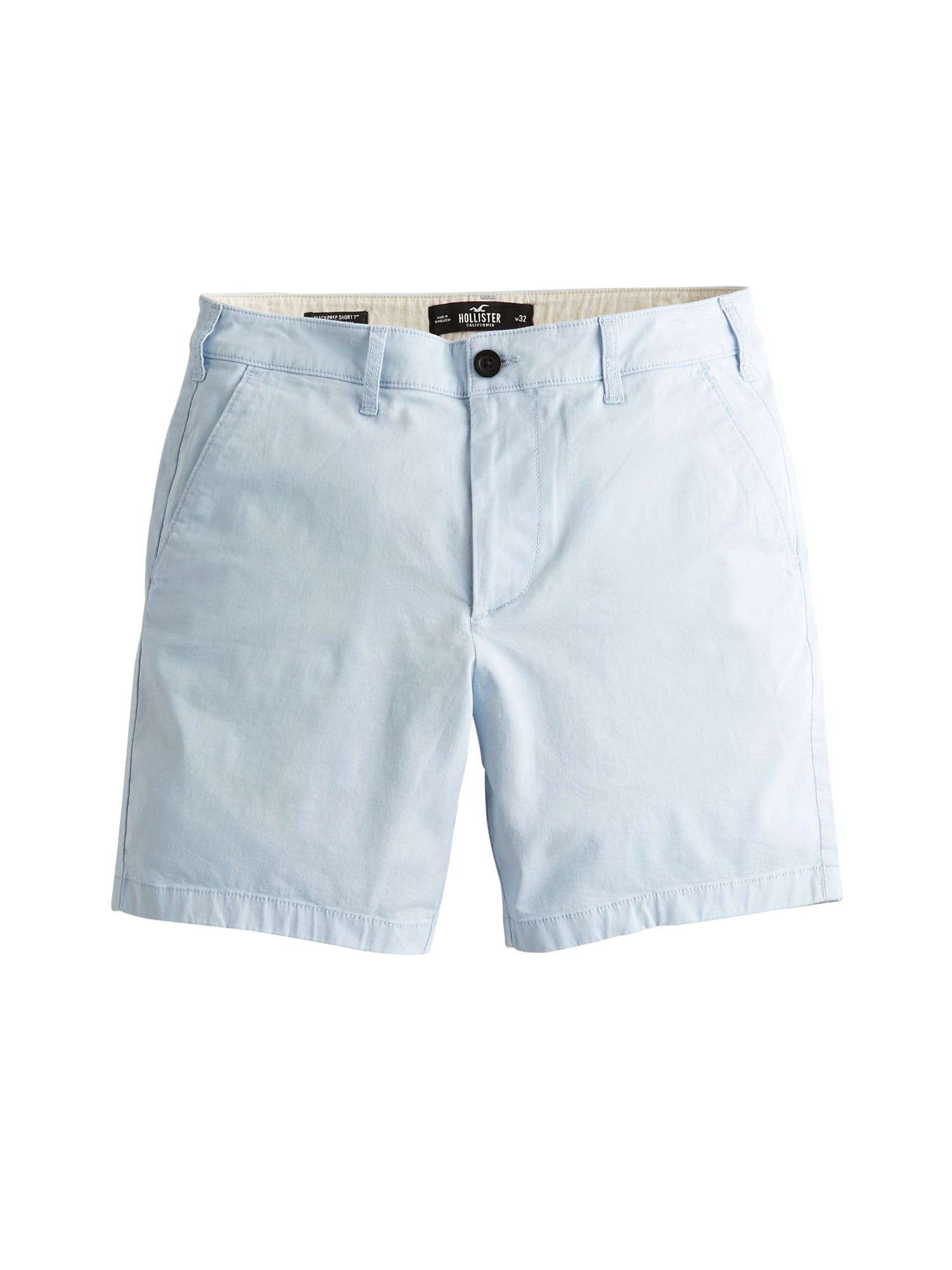 HOLLISTER Kelnės 'SHORT' mėlyna