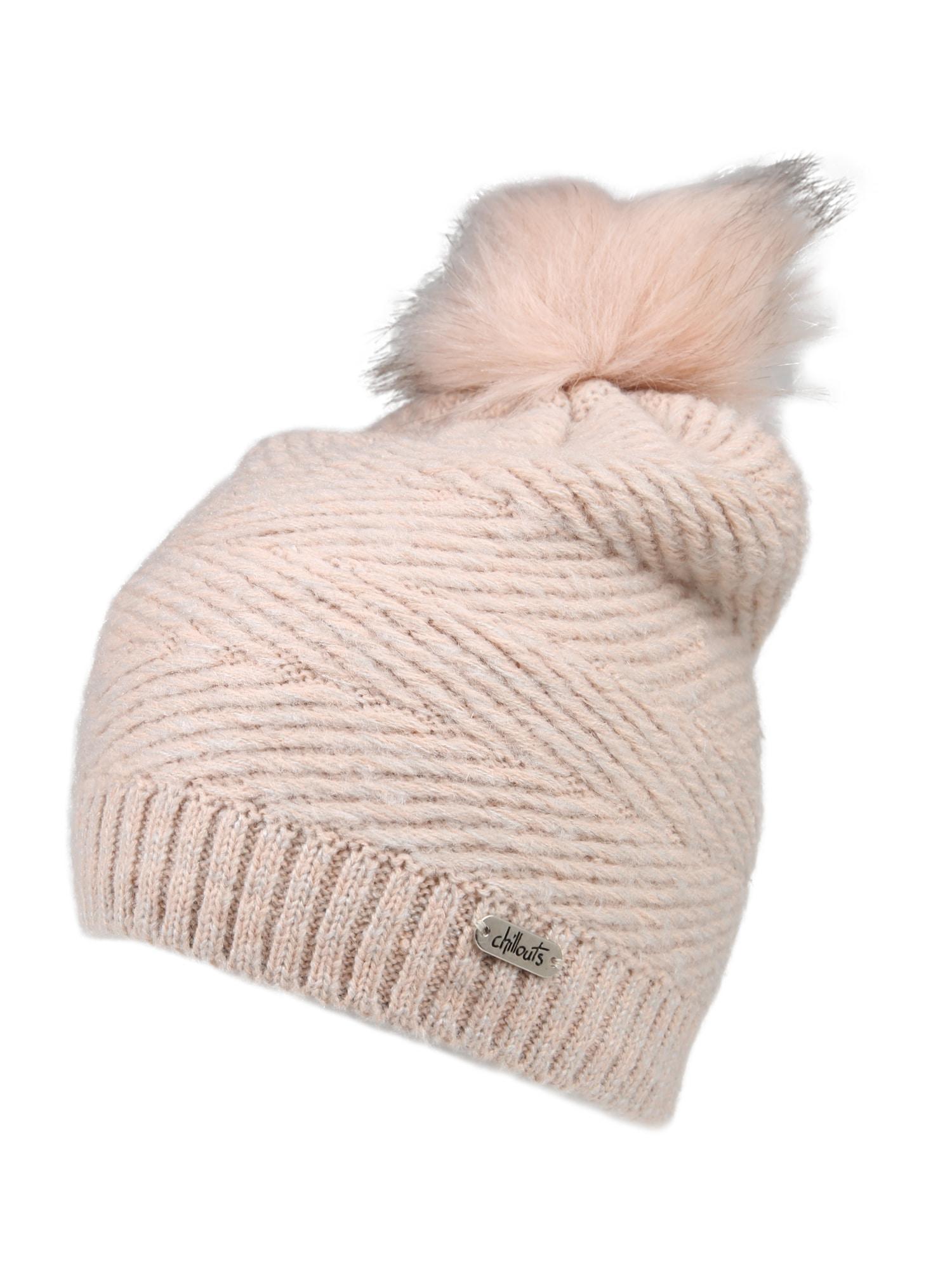 Čepice Colette růžová Chillouts