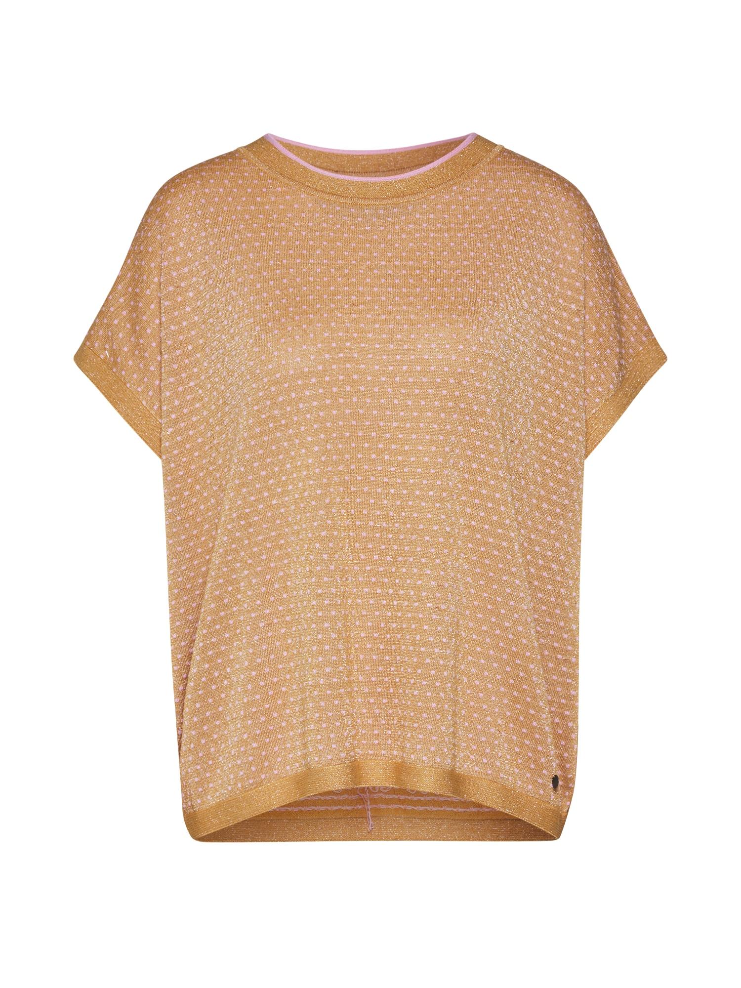 NÜMPH Megztinis 'NUDARLENE' geltona