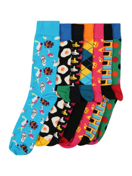 Socken - Socken '7 Day Gift Box' › Happy Socks › mehrfarbig  - Onlineshop ABOUT YOU