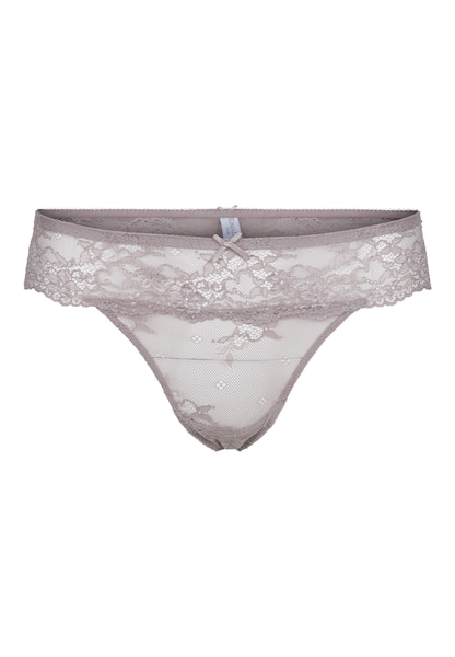Waesche - String 'DAILY LACE' › LingaDore › elfenbein  - Onlineshop ABOUT YOU