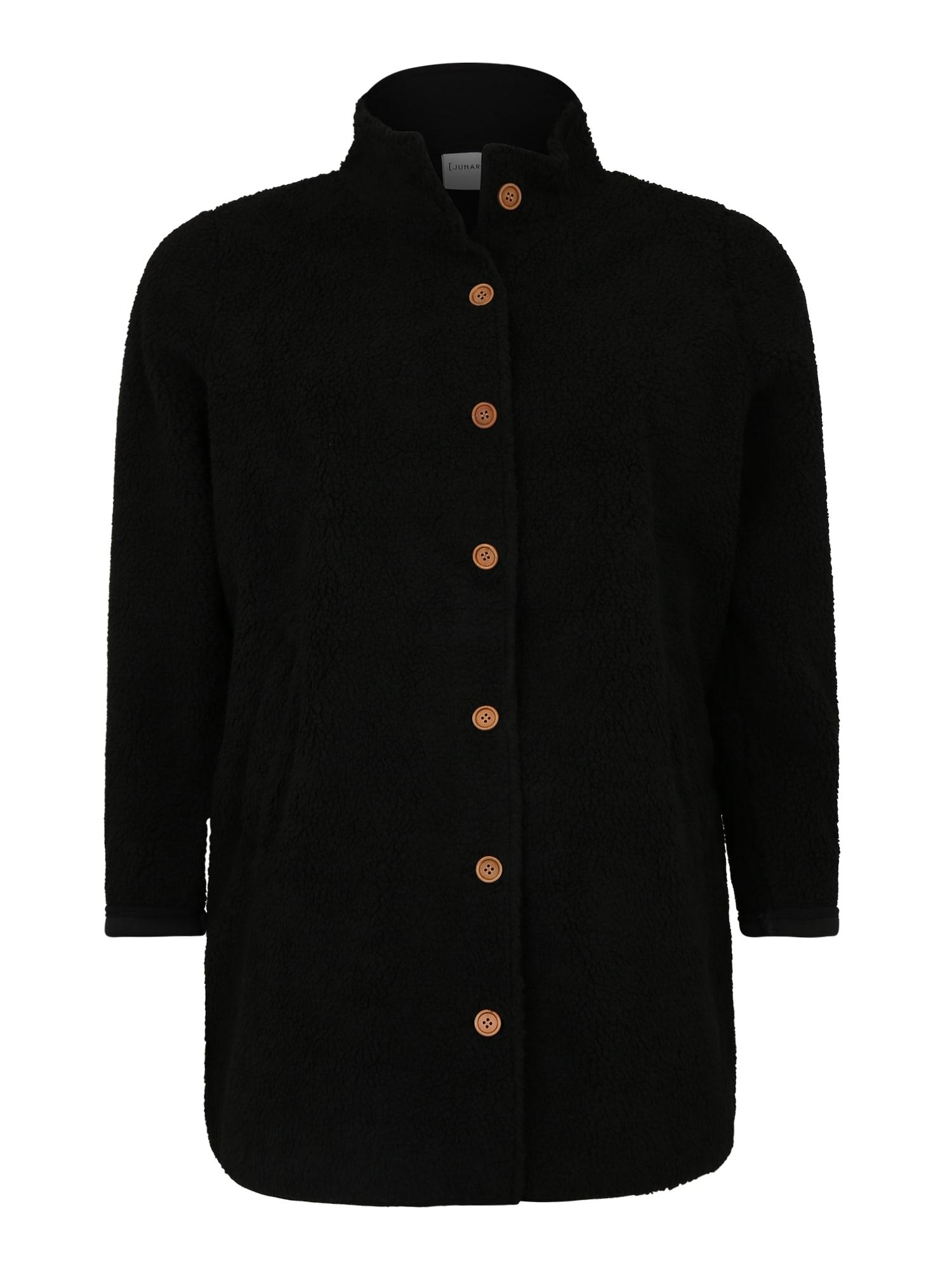 Junarose Rudeninis-žieminis paltas 'SHEE' juoda