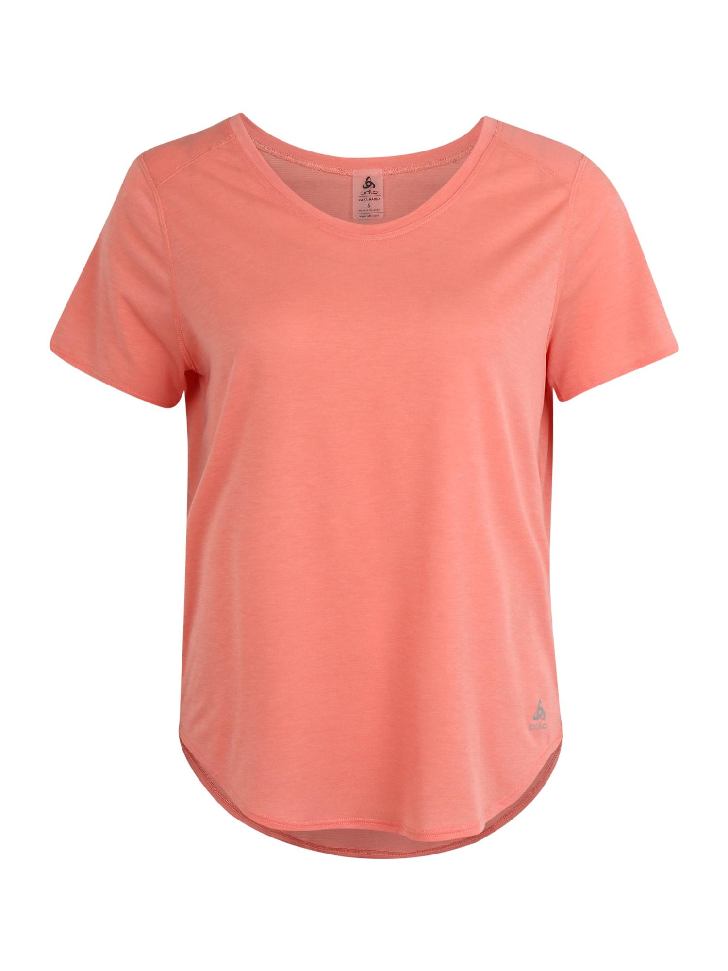 ODLO Sportiniai marškinėliai rožių spalva
