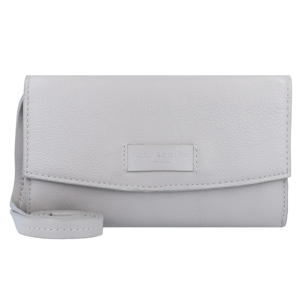 Clutches für Frauen - Liebeskind Berlin Clutch 'Essential' grau  - Onlineshop ABOUT YOU
