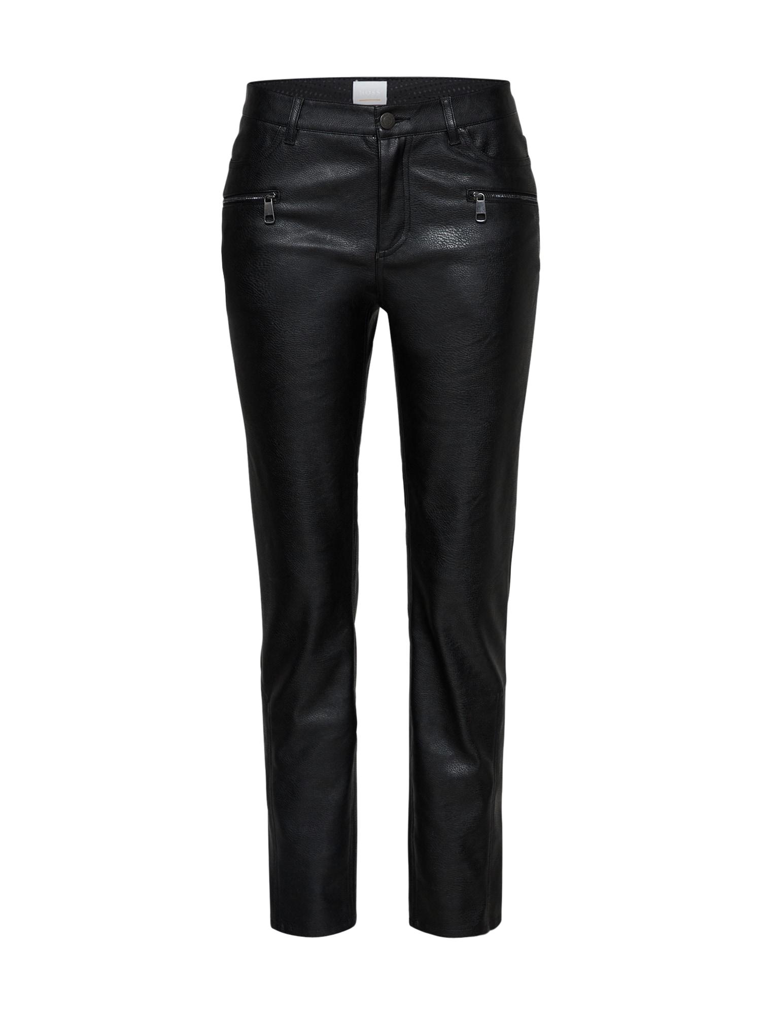 Kalhoty Sombrella černá BOSS