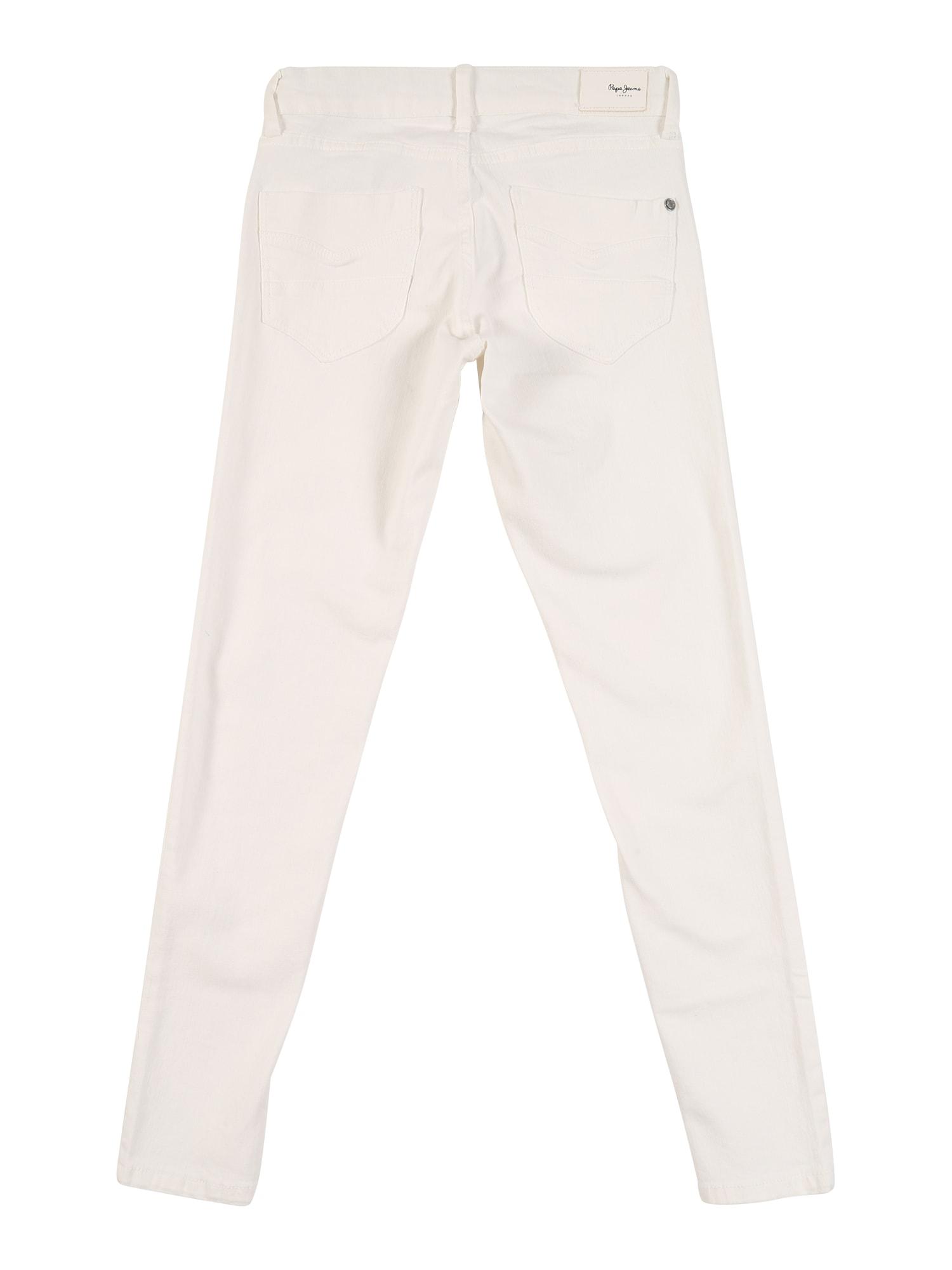 Pepe Jeans Jeans 'Pixlette'  vit