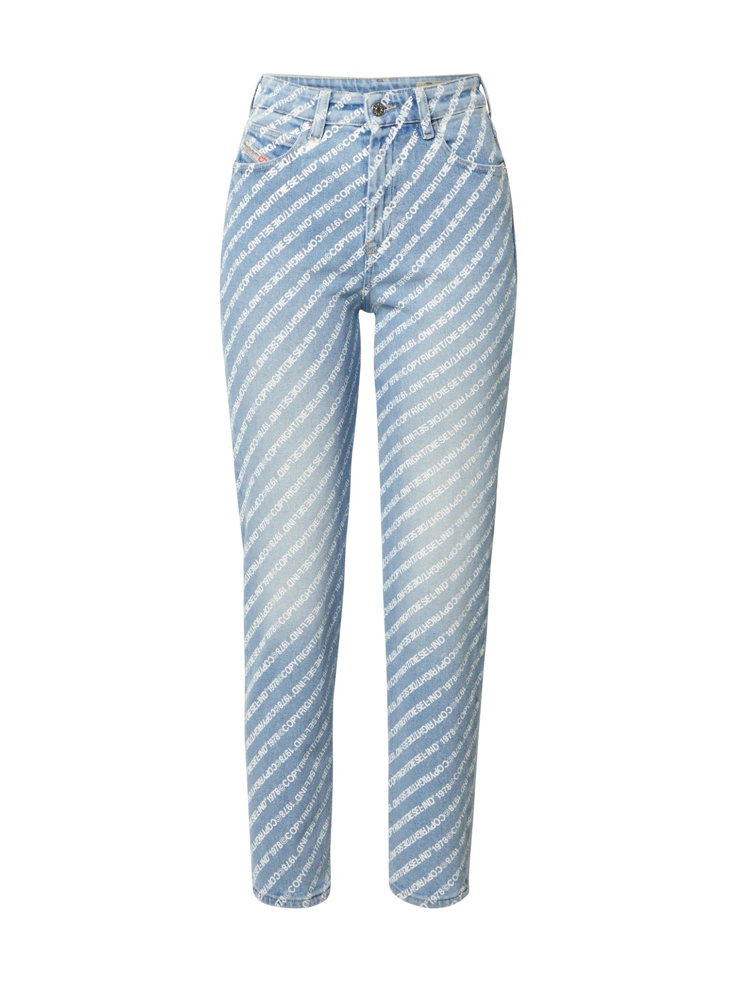 DIESEL Džinsai 'D-EISELLE-SP5' tamsiai (džinso) mėlyna