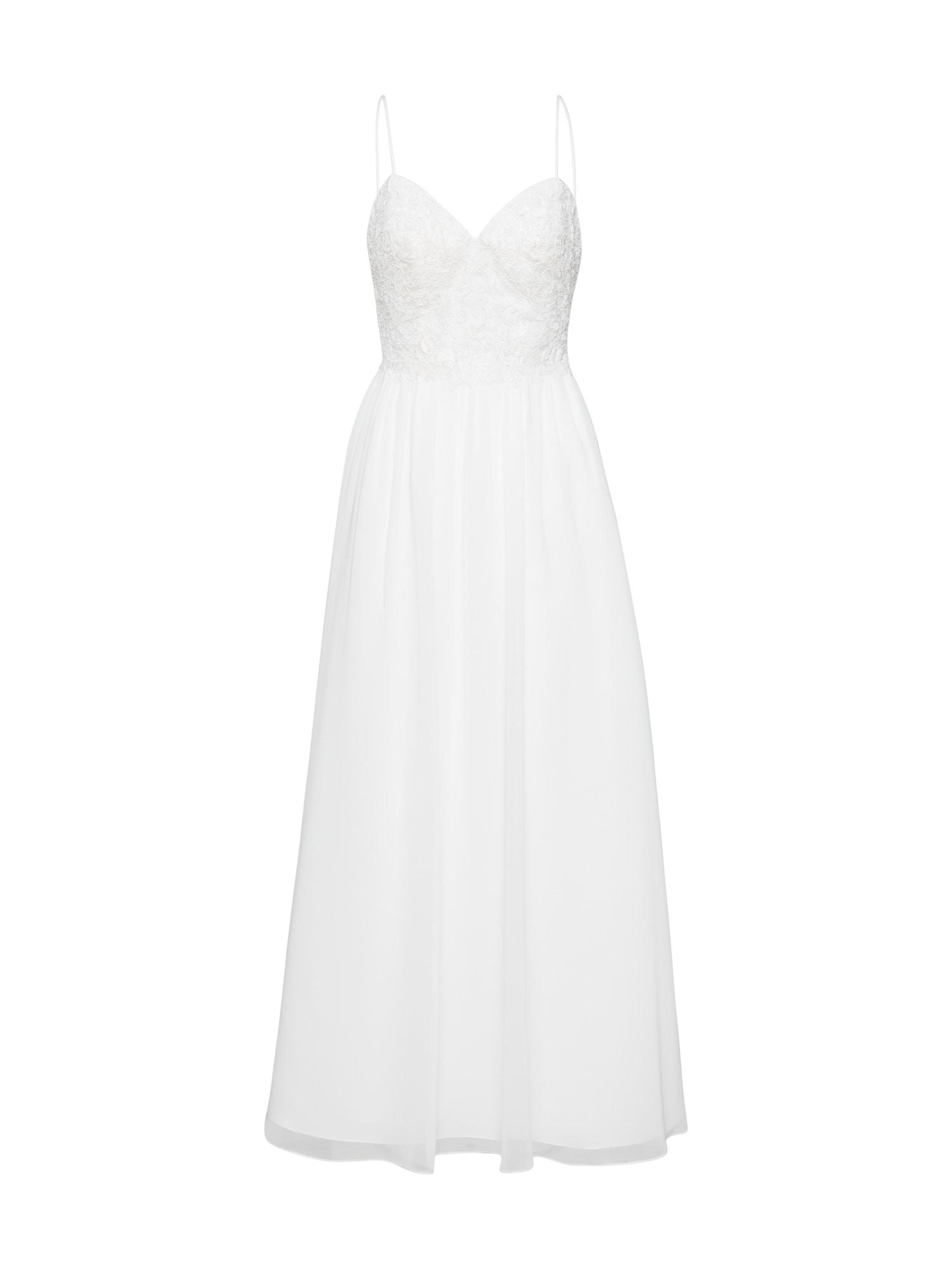 Unique Vakarinė suknelė balta