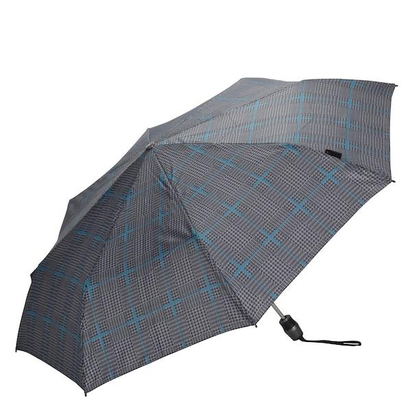 Regenschirme - Taschenschirm 'T .200' 28 cm › knirps › himmelblau grau schwarz  - Onlineshop ABOUT YOU