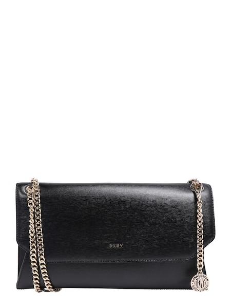 Clutches für Frauen - DKNY Tasche 'BRYANT ENVELOPE CLUTCH SUTTON' schwarz  - Onlineshop ABOUT YOU