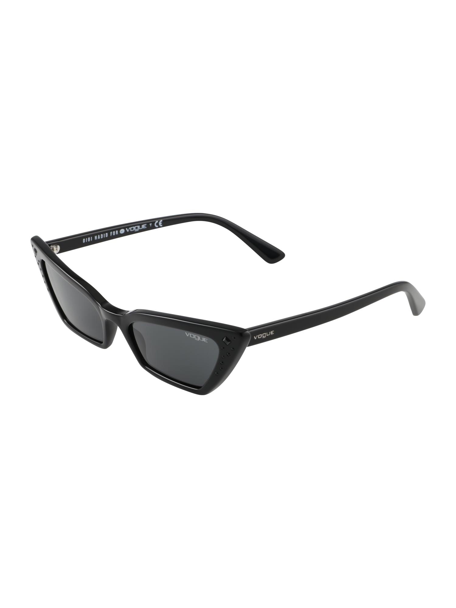 Sluneční brýle SUPER černá VOGUE Eyewear