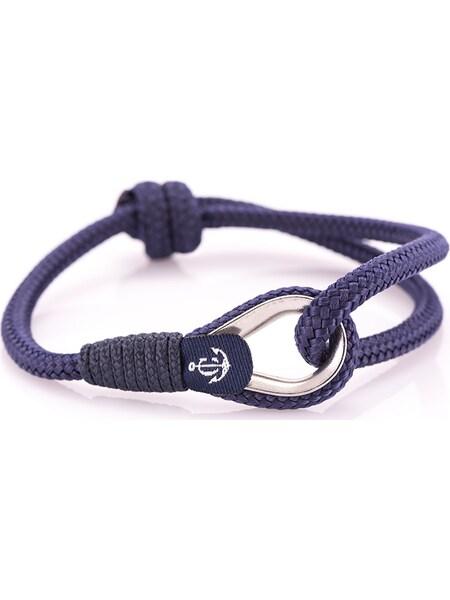Armbaender für Frauen - Constantin Nautics Armband blau silber  - Onlineshop ABOUT YOU