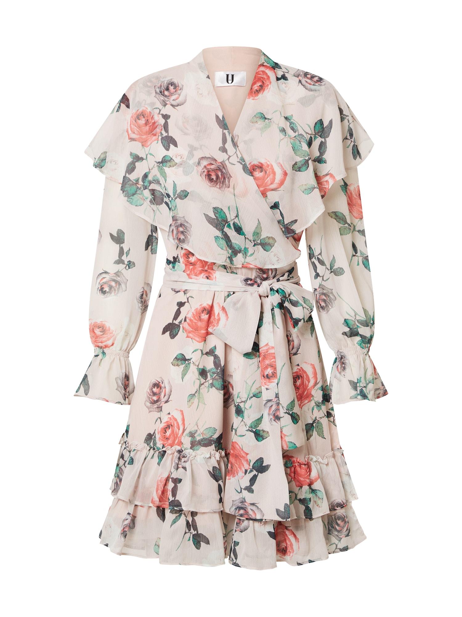 Forever Unique Palaidinės tipo suknelė mišrios spalvos / smėlio