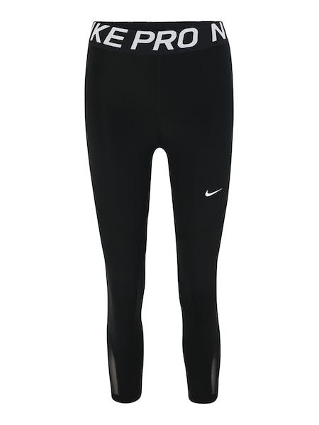 Hosen - Sporthose 'Pro' › Nike › schwarz weiß  - Onlineshop ABOUT YOU