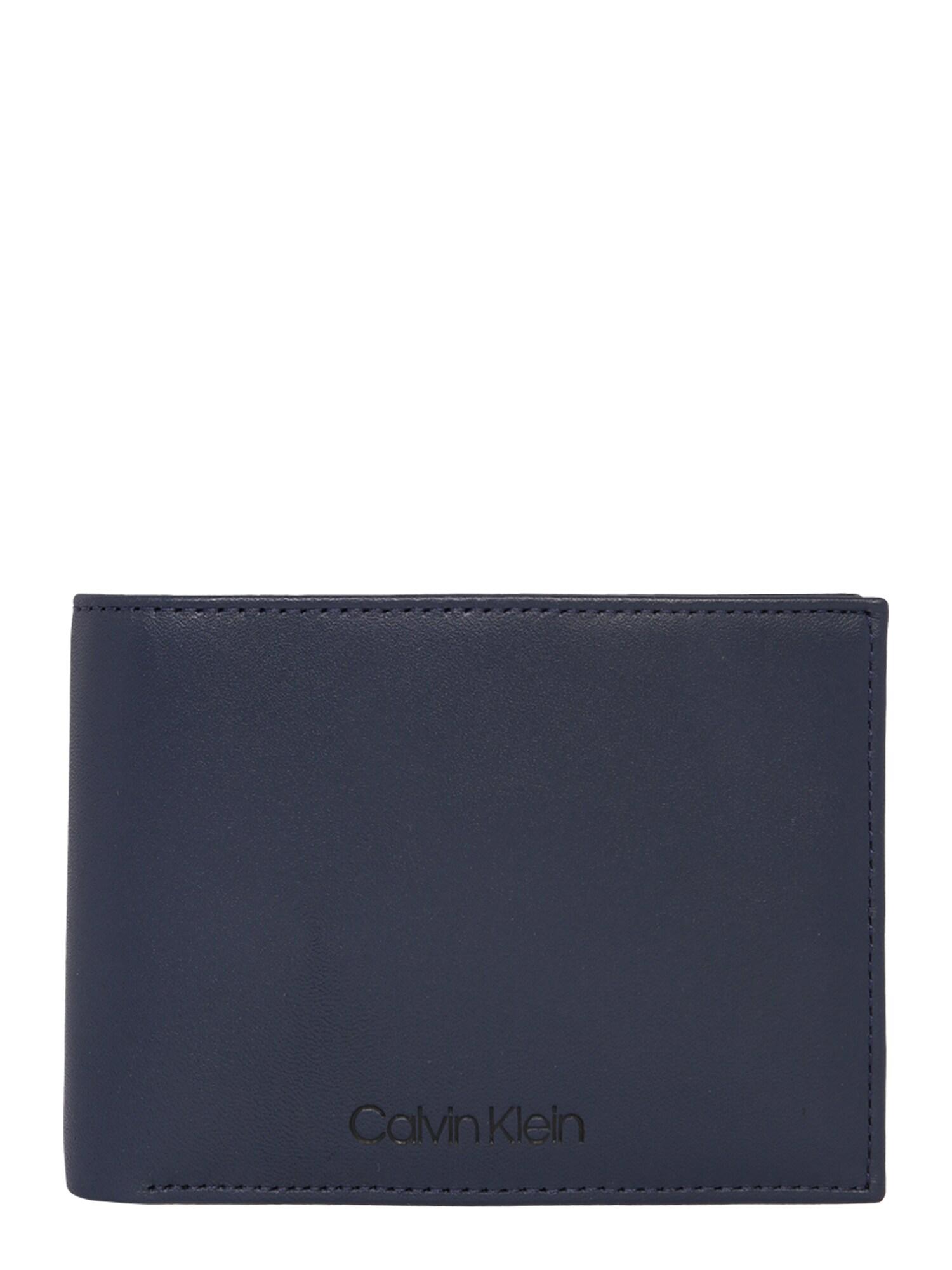 Calvin Klein Piniginė tamsiai mėlyna