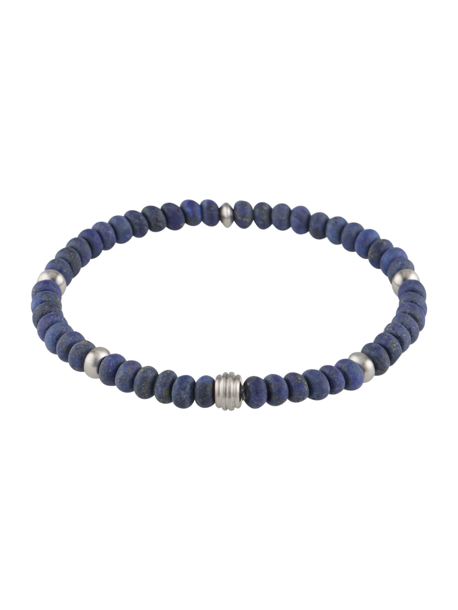 Náramek Bead Bracelet modrá ROYAL-EGO