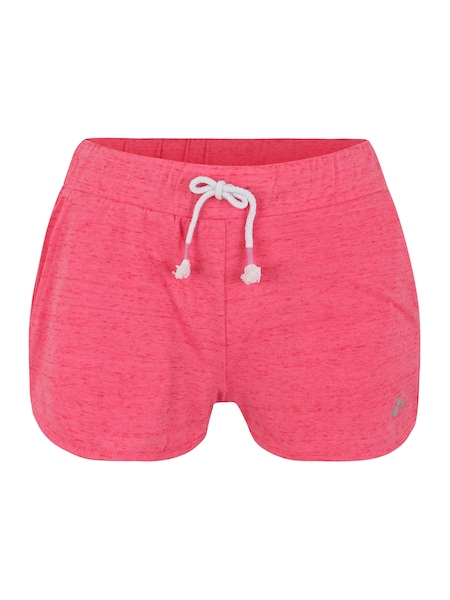 Sportmode für Frauen - ONLY PLAY Sportshorts 'Amanda' pink  - Onlineshop ABOUT YOU