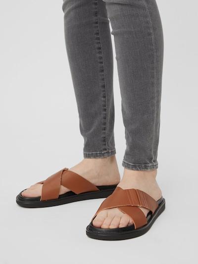 Bianco Debbie Leder Riemchen-Sandal