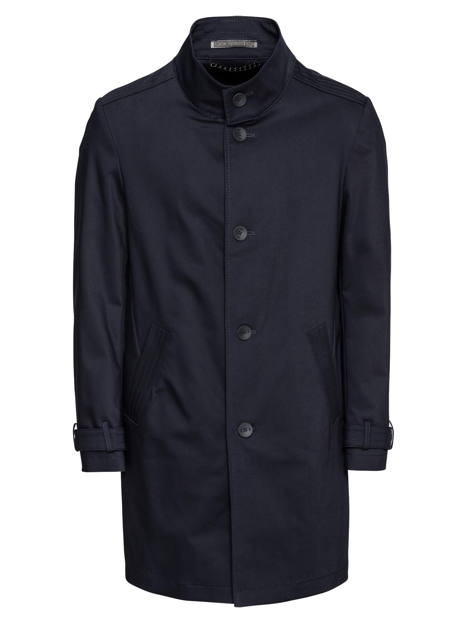 Přechodný kabát ONNEX tmavě modrá DRYKORN