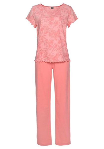 Waesche für Frauen - Pyjama › VIVANCE › koralle  - Onlineshop ABOUT YOU