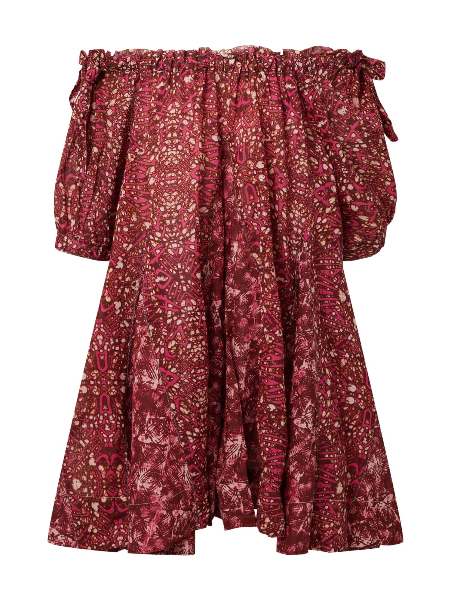 Free People Vasarinė suknelė rožinė