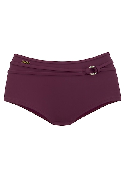 Bademode - Pants 'Italy' › Lascana › bordeaux  - Onlineshop ABOUT YOU