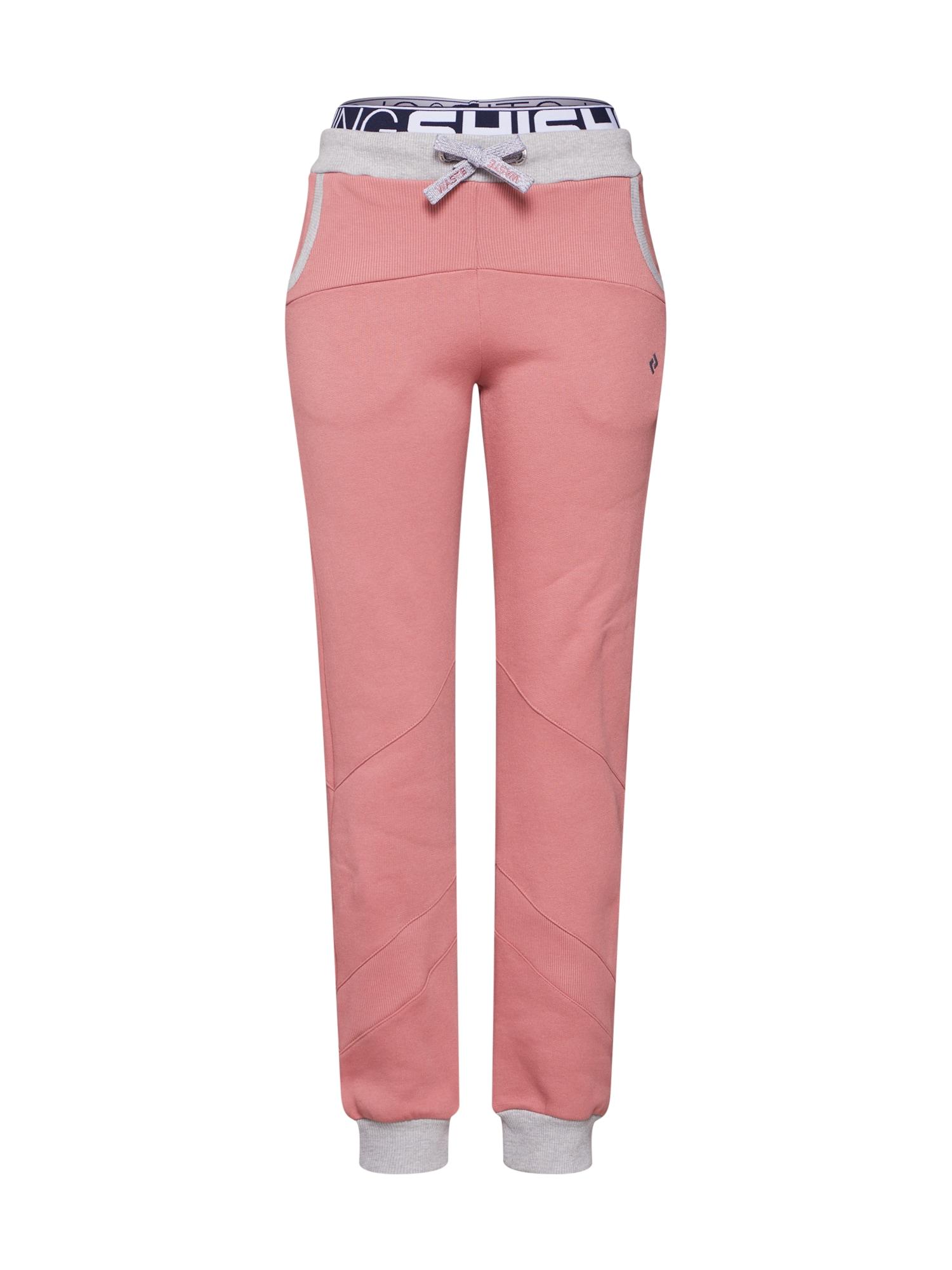Kalhoty WEEKEN růžová SHISHA