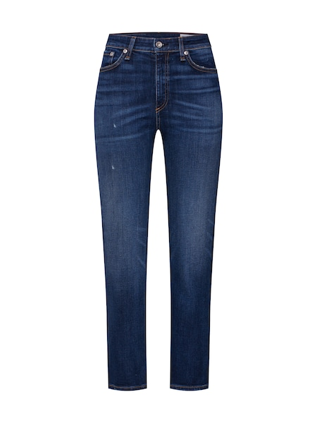 Hosen für Frauen - Jeans 'NINA' › Rag Bone › blue denim  - Onlineshop ABOUT YOU