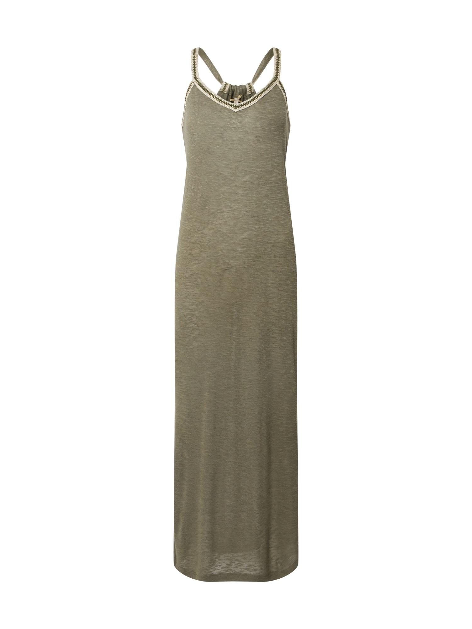 Key Largo Vasarinė suknelė ' LUNA' rusvai žalia