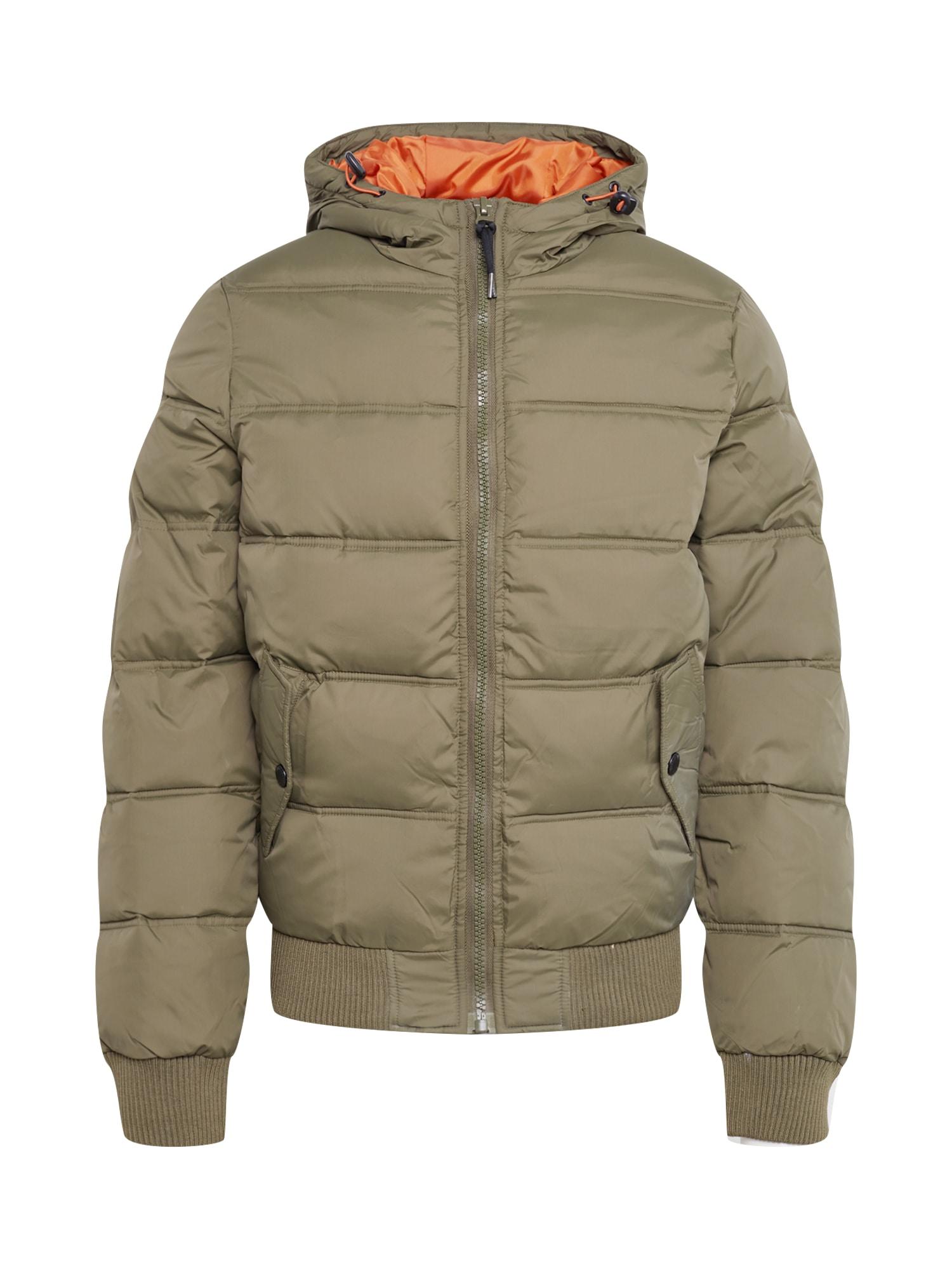 INDICODE JEANS Žieminė striukė