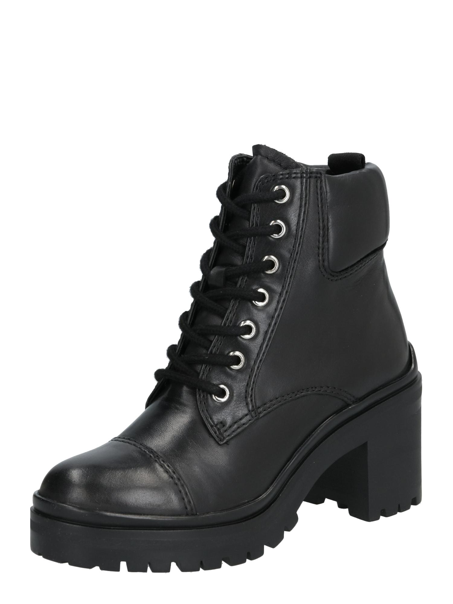 ALDO Suvarstomieji kulkšnis dengiantys batai 'BRANIA' juoda