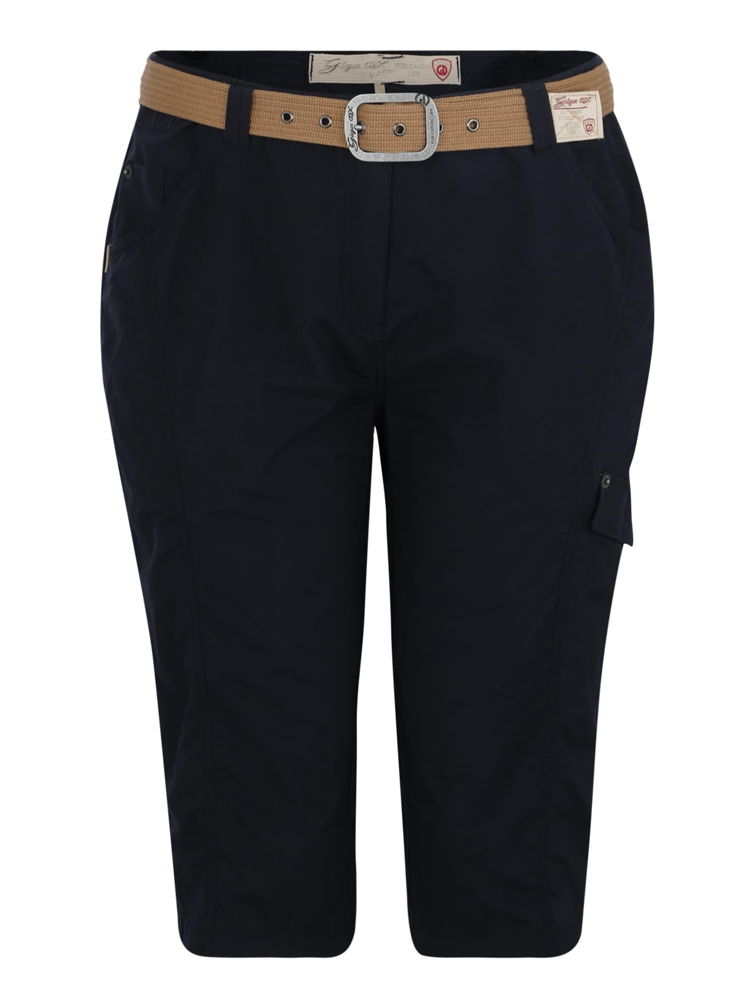 Kalhoty Nelika námořnická modř G.I.G.A. DX