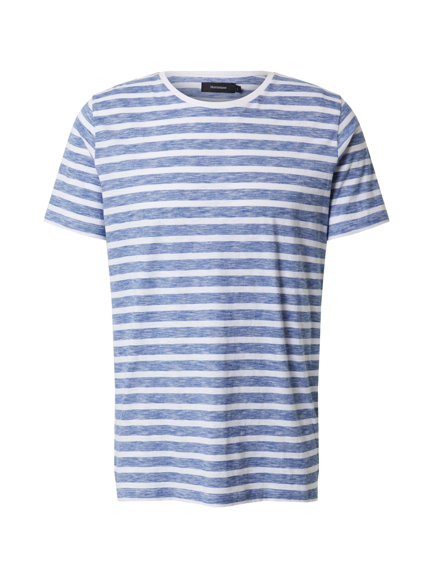 Matinique Marškinėliai 'MAjermane' mėlyna