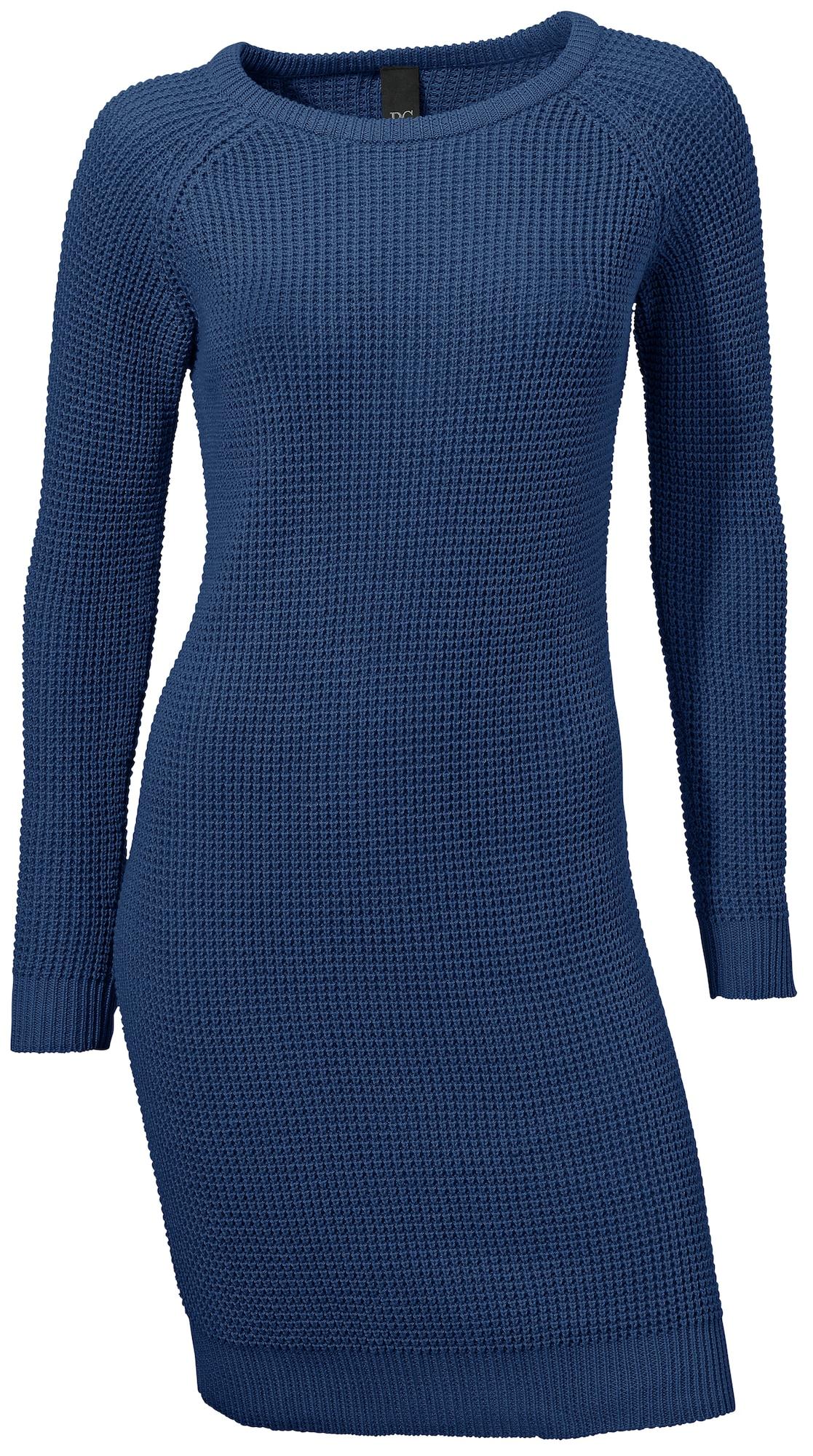 heine Megzta suknelė nakties mėlyna