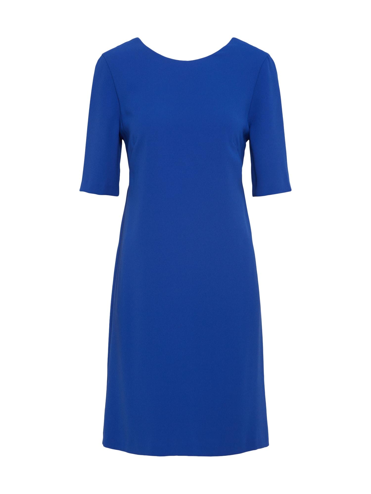 Šaty kobaltová modř Talkabout