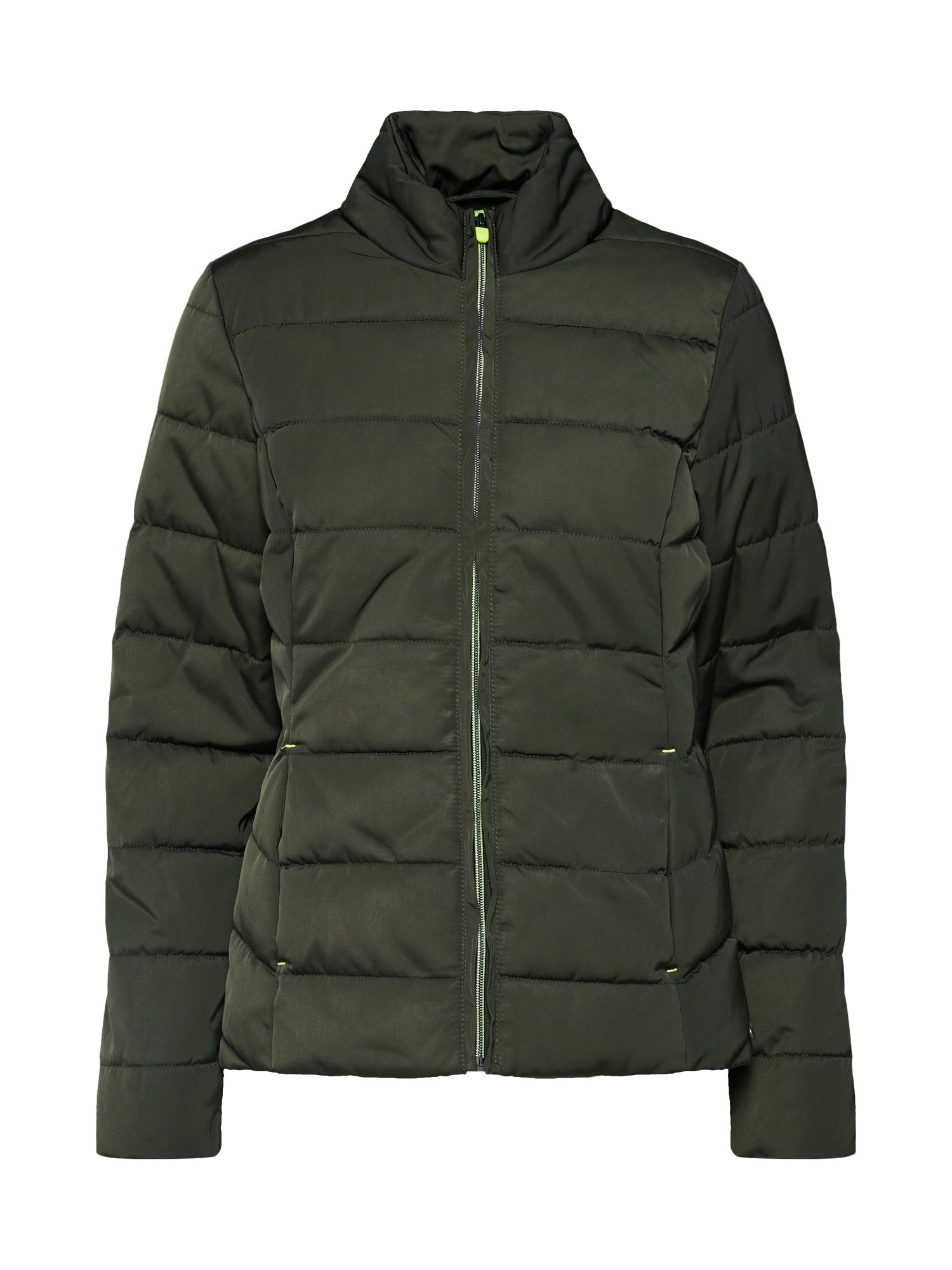 Přechodná bunda zelená GREYSTONE