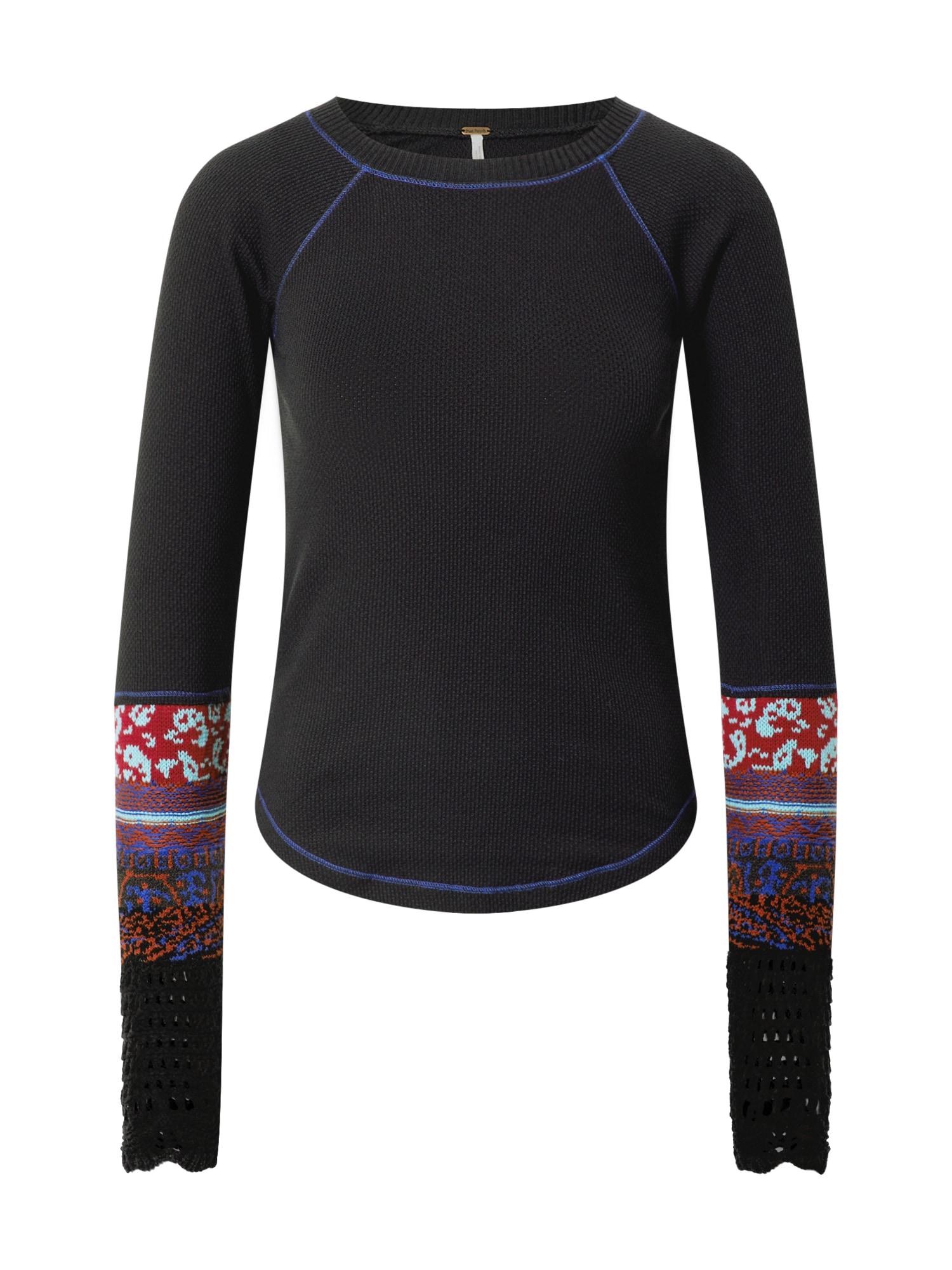 Free People Megztinis juoda