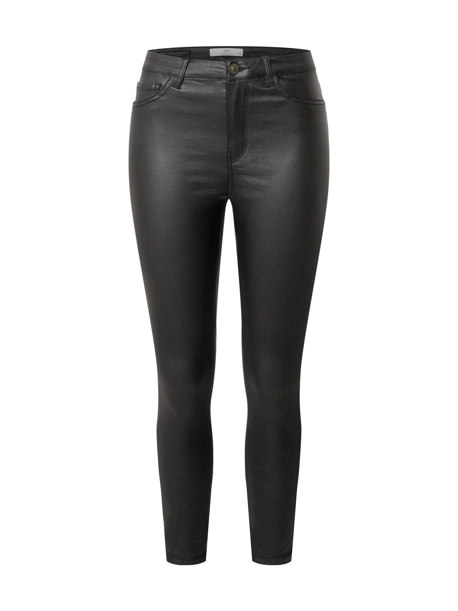 JACQUELINE de YONG Kalhoty 'Thunder'  černá