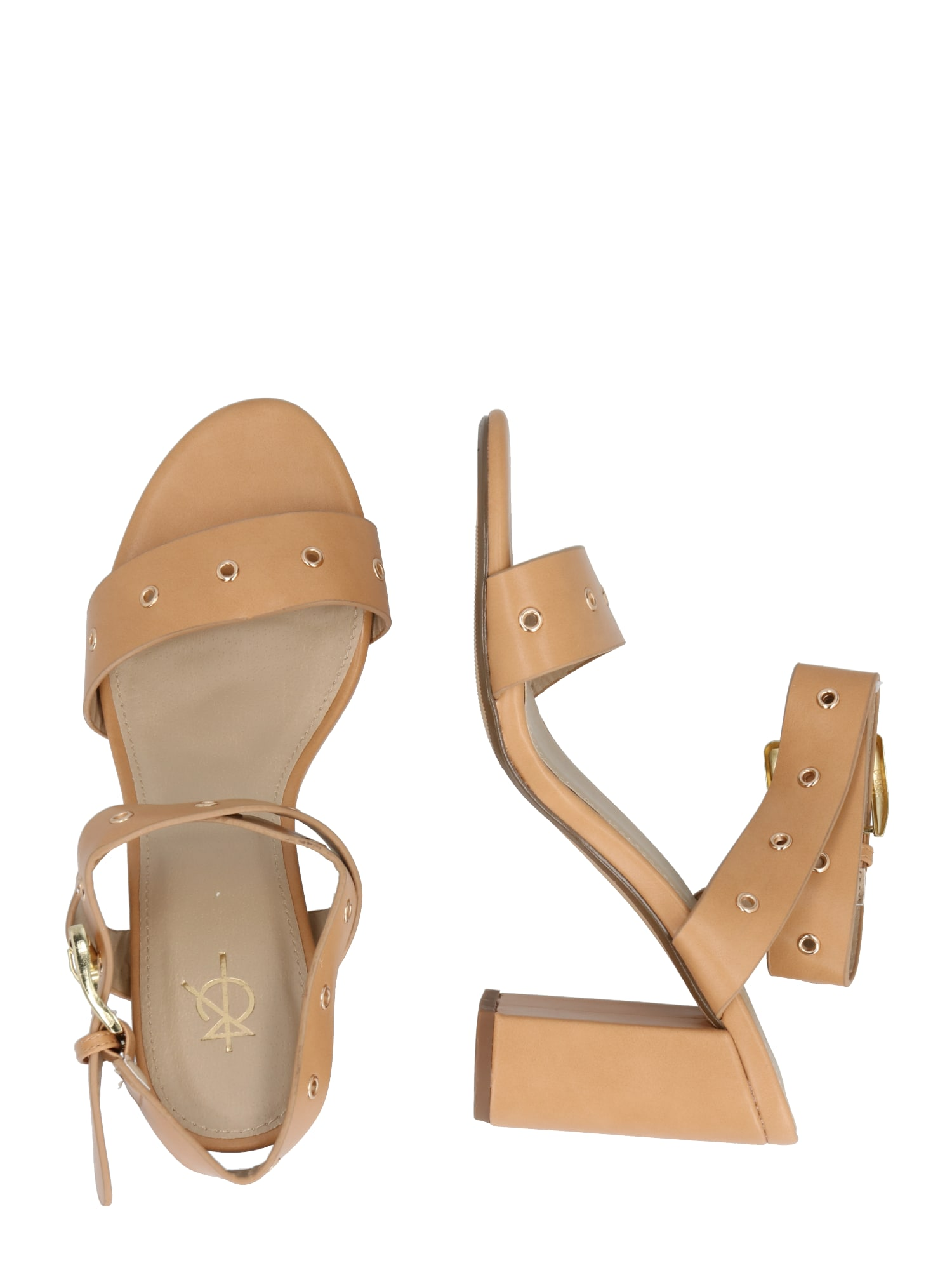4th & Reckless Sandal 'Adrianna'  nude