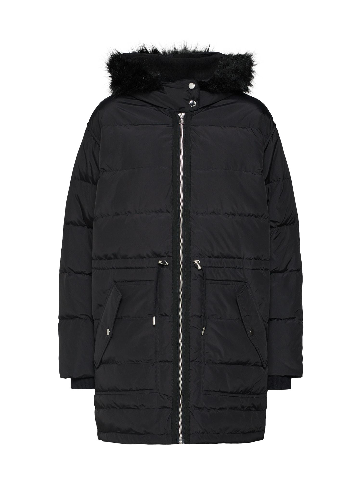 GAP Žieminė striukė juoda