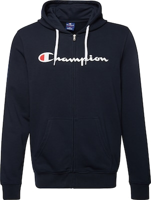 Champion Authentic Athletic Apparel Sweatshirt 'Hooded Full Zip'