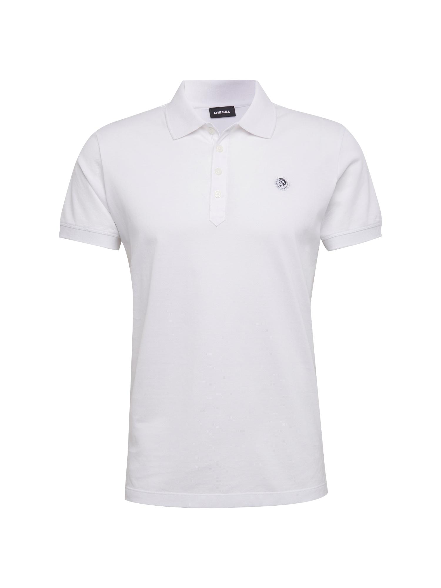 DIESEL Marškinėliai 'T-WEET' balta