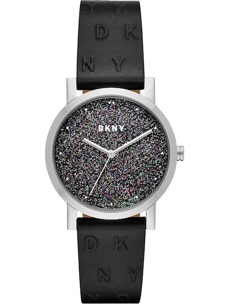Uhren für Frauen - DKNY Uhr 'NY2775' grau schwarz  - Onlineshop ABOUT YOU