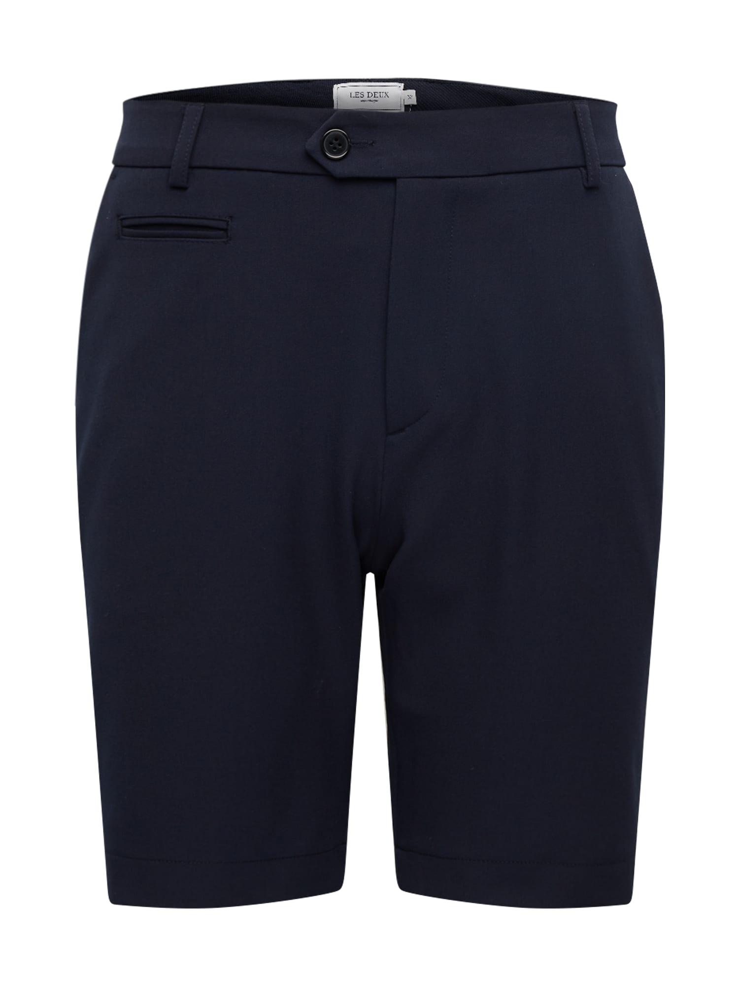 Les Deux Kelnės 'Como' tamsiai mėlyna
