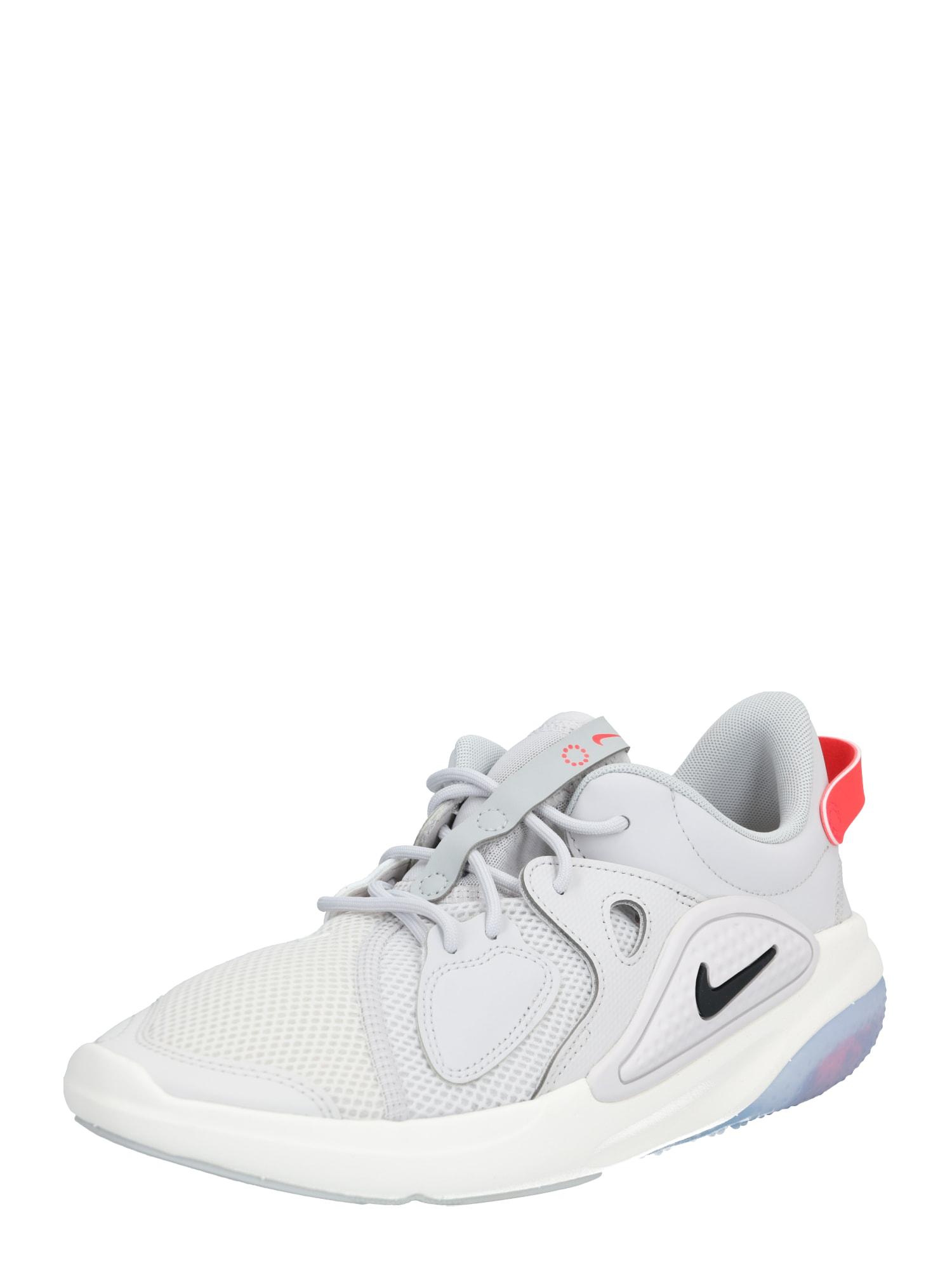 Nike Sportswear Sportbačiai be auliuko 'JOYRIDE CC' pilka / balta
