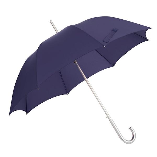 Regenschirme für Frauen - SAMSONITE Accessoires Stockschirm 98 cm nachtblau  - Onlineshop ABOUT YOU